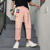 Style Summer Cargo Pants Plus Size 5XL Cargo Work Pants Urba...