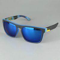10 farben Erstaunliche bunte druckdesign komfortable Sonnenbrille UV400 Mercury Linsen Mode-Accessoires 731 mit logo