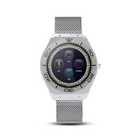 Z10 New Smart Watch Bluetooth Phone Stainless Steel Support ...