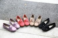 المرأة شقة قارب أحذية Zapatos دي موهير عارضة لون الصلبة الضحلة الفم متعطل الأزياء المشي أحذية السفر أحذية نسائية شقة