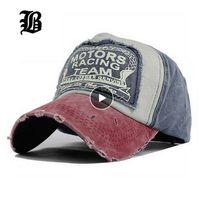 [FLB] Großhandel Frühling Baumwolle Kappe Baseballmütze Hysteresenhut Sommer Hip Hop Einbaukappe Hüte Für Männer Frauen Schleifen Multicolor
