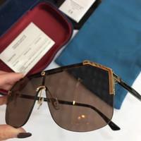 Designer Sonnenbrille für Männer Sonnenbrillen für Frauen Männer Sonnenbrille Frauen Herren Designer Brille Herren Sonnenbrille Oculos de 0291