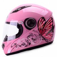 della ragazza del motociclo fuori strada universale casco modulare Accessori Moto Motocross casco integrale per le donne uZlj #