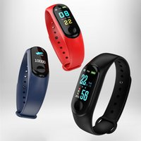M3 Smart Band Bracelet Heart Rate Watch Activity Fitness Sma...