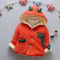 good quality baby girl jacket 2019 winter jacket for girls c...
