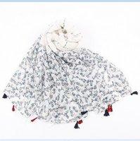 stampa singolo cotone nappa di viaggio sciarpa all'ingrosso estate solare nuova di alta qualità sciarpa scialle decorativo sciarpe della spiaggia della ragazza Parei asciugamano