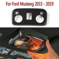 ABS Luz Tampa Driving Parte substituição Dustproof Spare carro telhado Fácil de protecção Instalar Interior Por Mustang 2015 - 2019