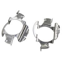 2 stks LED Koplamp H7 Adapter Base Bulb Houders Connector voor HID XENON Auto Koplampen Reta Houder Adapter Socket Auto Headlamp Mount Stand