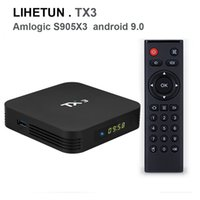Original TX3 Android 9. 0 TV Box Amlogic S905X3 2GB 16GB 8k 2...