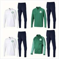 4f20ef8e3 Palmeiras 2019 soccer Training suit ZICO ELANO HERNANE 19 20 tracksuit  PALMEIRAS JESUS ZE ROBERTO jackets kits