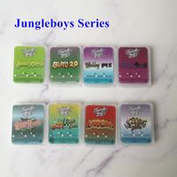 Galletas Jungle Boys Runtz Balla Berries Extractos Packaging Plastic SD Tarjeta Embalaje Caja Concentrado Concentrado Premium Trim PNUM RUN RUNS RESIN