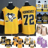 Pittsburgh penguenleri Sidney Crosby Matt Cullen Jake Guentzel Evgeni Malkin Patric Hornqvist Phil Kessel Kris Letang Matt Murray