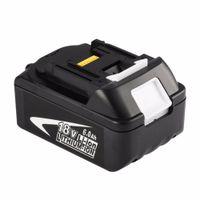 Nueva portátil de reemplazo de 18V de la batería recargable 6AH 6000mAh Li-Ion de Herramientas de alimentación Batería de BL1860