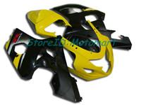 Комплект для SUZUKI GSX R600 R750 GSXR600 GSX-R750 GSXR 600 750 04 05 GSXR-750 GSXR750 K4 GSXR-600 04 05 2004 2005 Обтекатель GSXR017