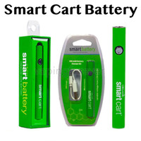 SmartCart Battery Kit Green Smart Carts 380mAh Preheat VV Va...