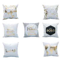 Simple Fashion Home Decorative Throw Pillow Case Cover Prote...