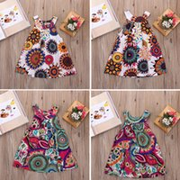 2 styles Hot Fashion girls dresses Cute Baby Girls Party Tut...