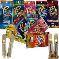 Cali Plug Vape Cartridges Ceramic Coil 510 Thread Cartridges...