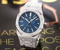 2018 hot sale 42mm Automatic Movement Mens Watches Transpare...
