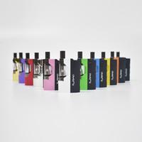 Original imini Grosso Vaporizador de Óleo Caneta Cartuchos Starter Kits 500 mah Caixa Mod 510 Bateria de Rosca Wick bobina Tanque E-cigarros Kits