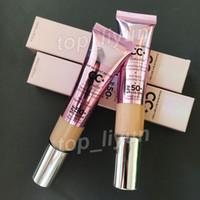Trucco CC Cream è la pelle, ma meglio CC + crema Correzione illuminazione Concealer Full Coverage 32ml Leggero Medio migliore qualità