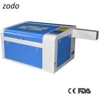 4060 60W Lasergraviermaschine Gravierschneider für Flaschengravur China Fabrik Heißpreis