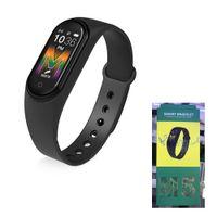 스마트 시계 M5 스마트 팔찌와 카메라 블루투스 전화 다채로운 화면 Smartwatch를 피트니스 활동 추적기 스포츠 시계 최저 VS M4를 선택
