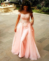 robe de soiree Elegant Evening Dresses Lace Off the Shoulder...