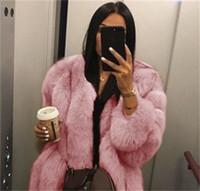 Yuvarlak Yaka Moda Katı Renk Sıcak Satış Bayanlar Coat ile Yeni Geliş Tasarımcı Bayan Ceket Hırka Bayan Boyut S-5XL Uzun kollu