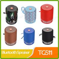 25X Bluetooth WIFI sans fil TG511 Portable Bluetooth Haut-parleur Barre de son sans fil Basse plein air parlante cadeau Mini boîte subwoofer mp3 musique