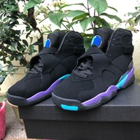 High Quality 8 Valentines Day 8s Vday Aqua Black Purple Chro...