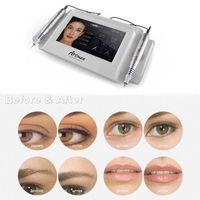 أحدث الرقمية Micropigment Artmex V8 ماكياج دائم آلة الوشم العين الحاجب الشفاه الروتاري القلم MTS ونظام PMU