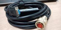 OBD2 cabo e conector RS232 para RS485 Cabo para MB ESTRELA C3 para ferramentas Multiplexer Car diagnóstico transporte livre cabo