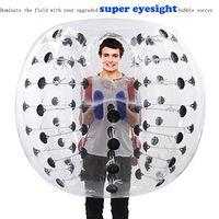 1,5 m 0,8 millimetri gonfiabile Bumper Calcio corpo Zorbing bolla produttore Soccer Ball Bouncer umana professionale