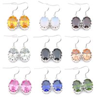 Luckyshine Unique Charm Earrings 925 Sterling Silver A varie...