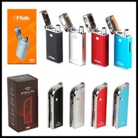 On Sale Yocan Stealth and Flick 2 in 1 Kit 650mAh Box Mod Va...
