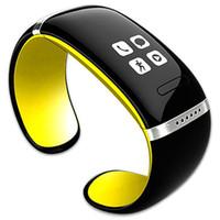 Smart-Armbanduhr L12S OLED Bluetooth Fitness Tracker Smart Watch-verlorene Passometer Pedometer intelligente Armbanduhr für iOS Android iPhone