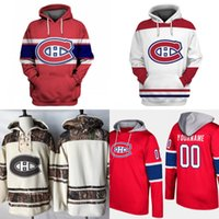 Chandail à capuchon des Canadiens de Montréal maillot 13 Max Domi 6 karité Weber 11 Brendan Gallagher 31 Carey Price 37 chandails de hockey Antti Niemi