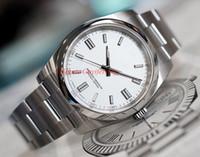 Роскошные моды мужчины куполообразные Bezel DateJust 36mm 116000 114200 114300 автоматическое движение механические мужские наручные часы мужские часы мужские часы