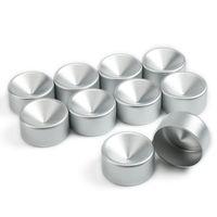 """Billet basso profilo NAPA 4003 tazze 1.745"""" in alluminio di alta parete (10)"""