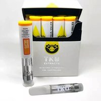 E Cigarette TKO Cartridge Vape Pen 1. 0ml Glass Oil Vape Cart...