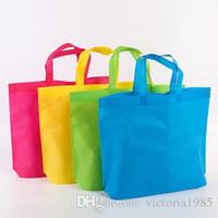 Ткань женская сумка складные покупки многоразовые сумки сумки сумки ткань нетканое плечо 36 * 45см сумки бакалея Унисекс большой эко Ganbu hkvsu