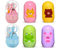 Lovely safety Baby Nail Care Set baby nail care kit Convenie...