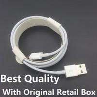 마이크로 USB V8 충전기 케이블 최상의 OEM 품질 삼성 S7 S8 S10 Huawei P 8 7 유형 C 데이터 코드를위한 원래 소매 패키지 상자와 1m 6ft