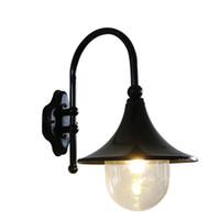 Hoparlör Açık Duvar Lambaları LED Su Geçirmez IP44 E27 Baz Bahçe Kapı Kafası Avlu Lamba Aydınlatma Lampe Exterieur