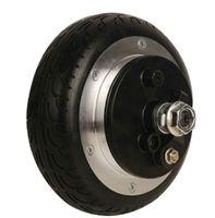"""6.5 """"24V / 36V / 48V 250W / 350W / 400W الكهربائية سكوتر الكهربائية محور العجلة السيارات، لوح التزلج الكهربائية طقم السيارات"""