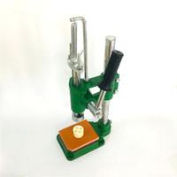 Press-on Arbor Manuelle Maschine Press On Tools Presse in Drip Tip Vape Patronen Dank Moonrock Pure One Carts Vaporizer 150mm * 220mm * 360mm