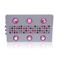 COB LED Grow Light Panel de 900 vatios con regulable Veg Grow Bloom Spectrum completo Cuatro modos para plantación interior Invernadero hidropónico
