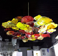 Magnificent Hand Blown Glass Ceiling Lighting Art Decorative...