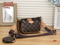 New French high- end brand ladies shoulder bag fashion leathe...